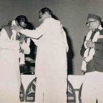 Jnan Pith Award Ceremony Delhi 1974 ( Award for 1973 ) 3_M