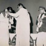 Jnan Pith Award Ceremony Delhi 1974 ( Award for 1973 ) 3_M
